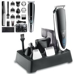 Hair Clipper Trimmer Rechargeable Hair Cutting Machine Elect