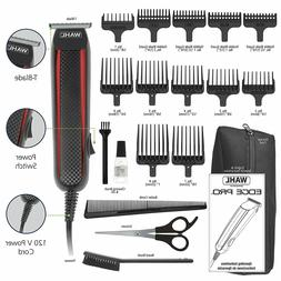 Wahl Edge Pro Bump-Free Trimmer Shaver Corded Hair Clipper D
