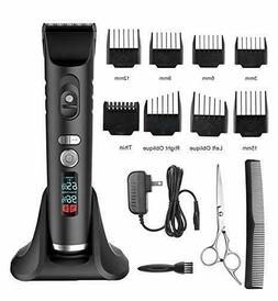 Hair Clippers Hair trimmers Cordless For Men Pro Haircut Bea