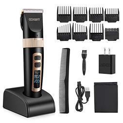 TREKOO Professional Hair Clippers Head Clippers for Men Bear