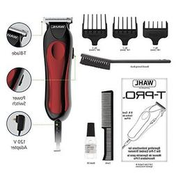 Wahl Hair T-Pro Clippers Beard Mustache Professional Trimmer