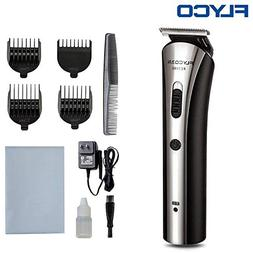 Flyco Hair Trimmer LCD Display Hair Clipper for Dogs Pet Cat