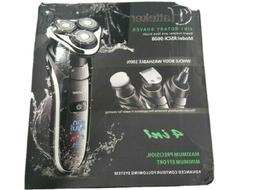 HATTEKER 4in1 Electric Shaver Rotary Razor Men Cordless Bear