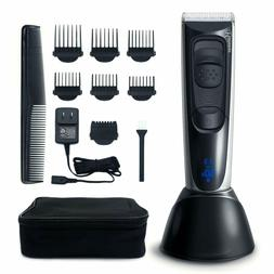 Hatteker Professional Electric Cordless Hair Clipper Beard M