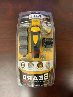 Wahl home products Beard rechargeable trimmer 9 pc - model 9