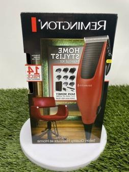 Remington Home Stylist Haircut Kit Mens Hair Care Clippers 1