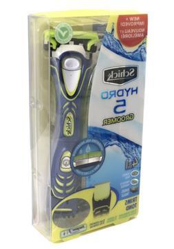 Schick Hydro 5 Sens Groom Size 1ct Schick Hydro 5 Groomer Se