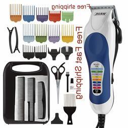 Kit Hair Trimmer Barber Clipper Wahl Machine Cut Haircut ful