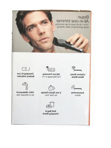 Braun for Men, Grooming Kit & Hair MGK7221