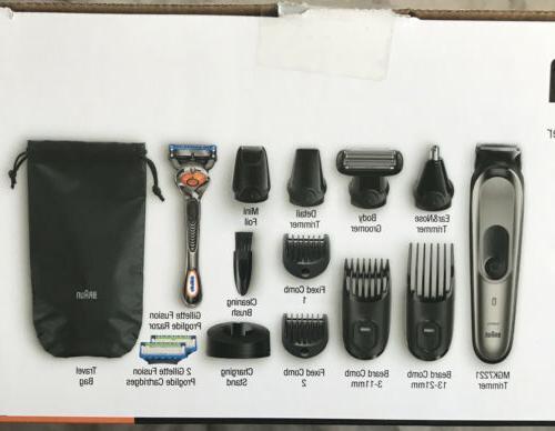 Braun Kit MGK7221