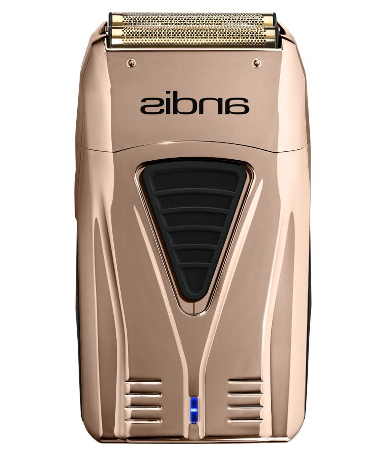 Andis Profoil Lithium Titanium Foil Shaver Copper/Rose Gold NEW