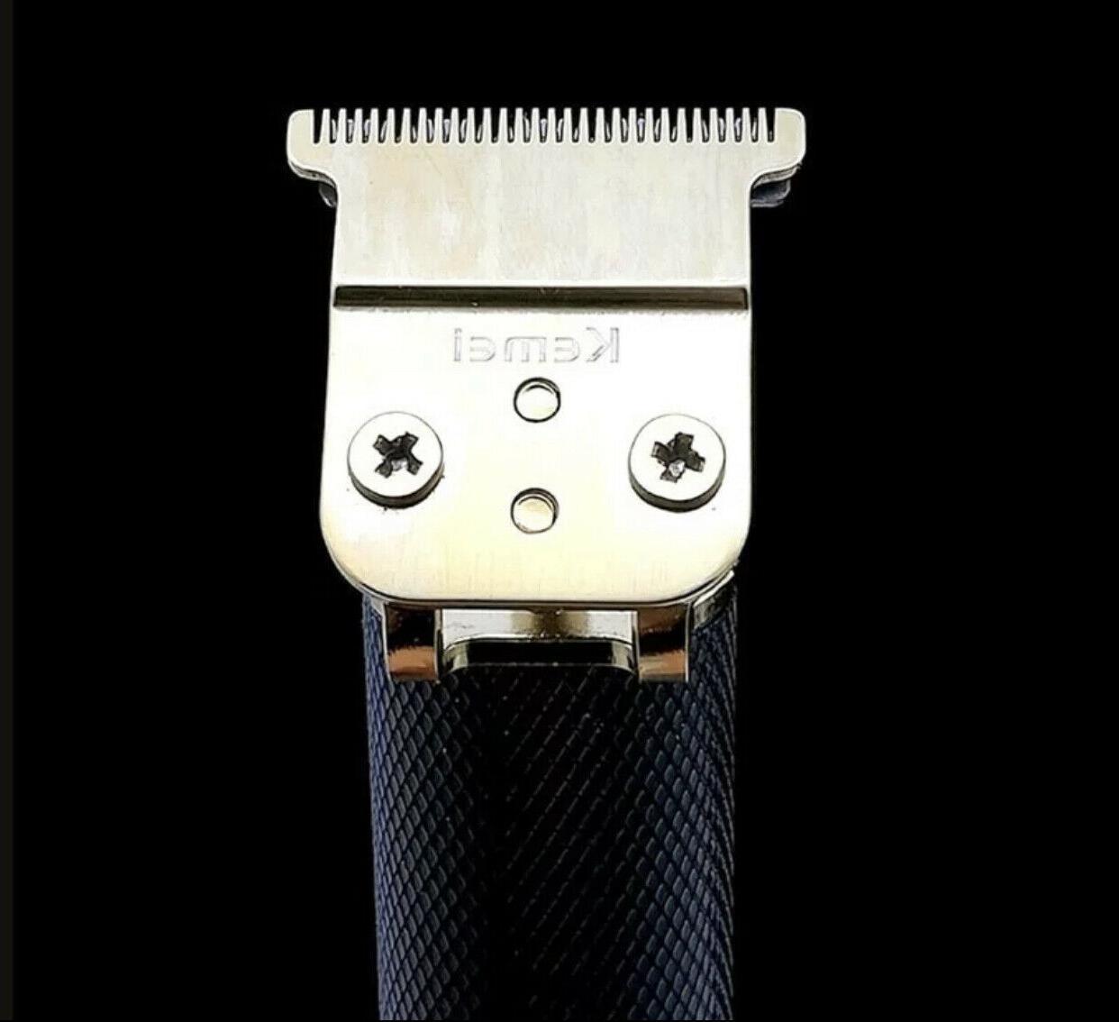 Kemei 1971 Professional T Hair Portable Trimmer