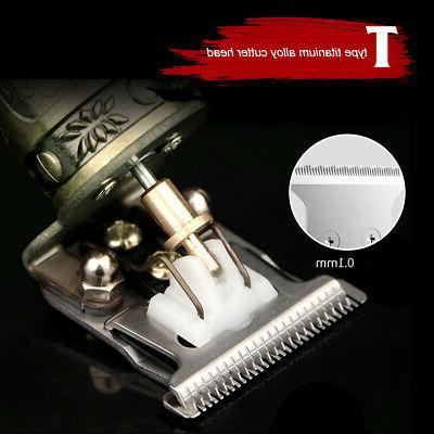2020 NEW Li Grooming Cordless Cutting T-Blade wr5