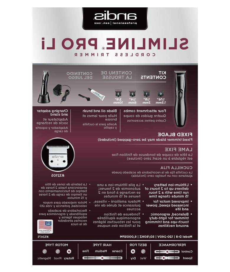 Andis Trimmer #32475 US Seller