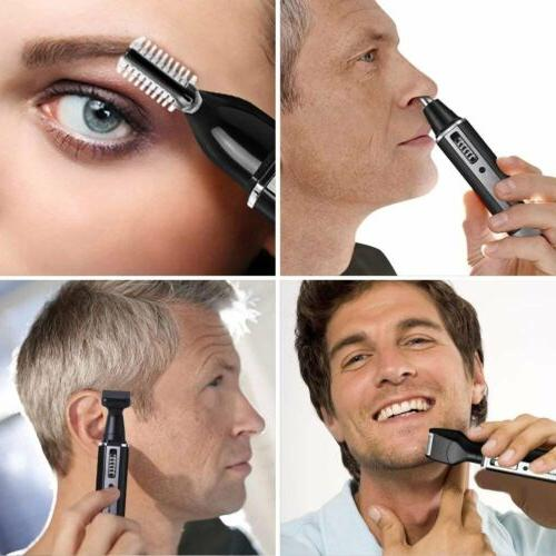 4 in 1 Rechargeable Hair Ear Nose