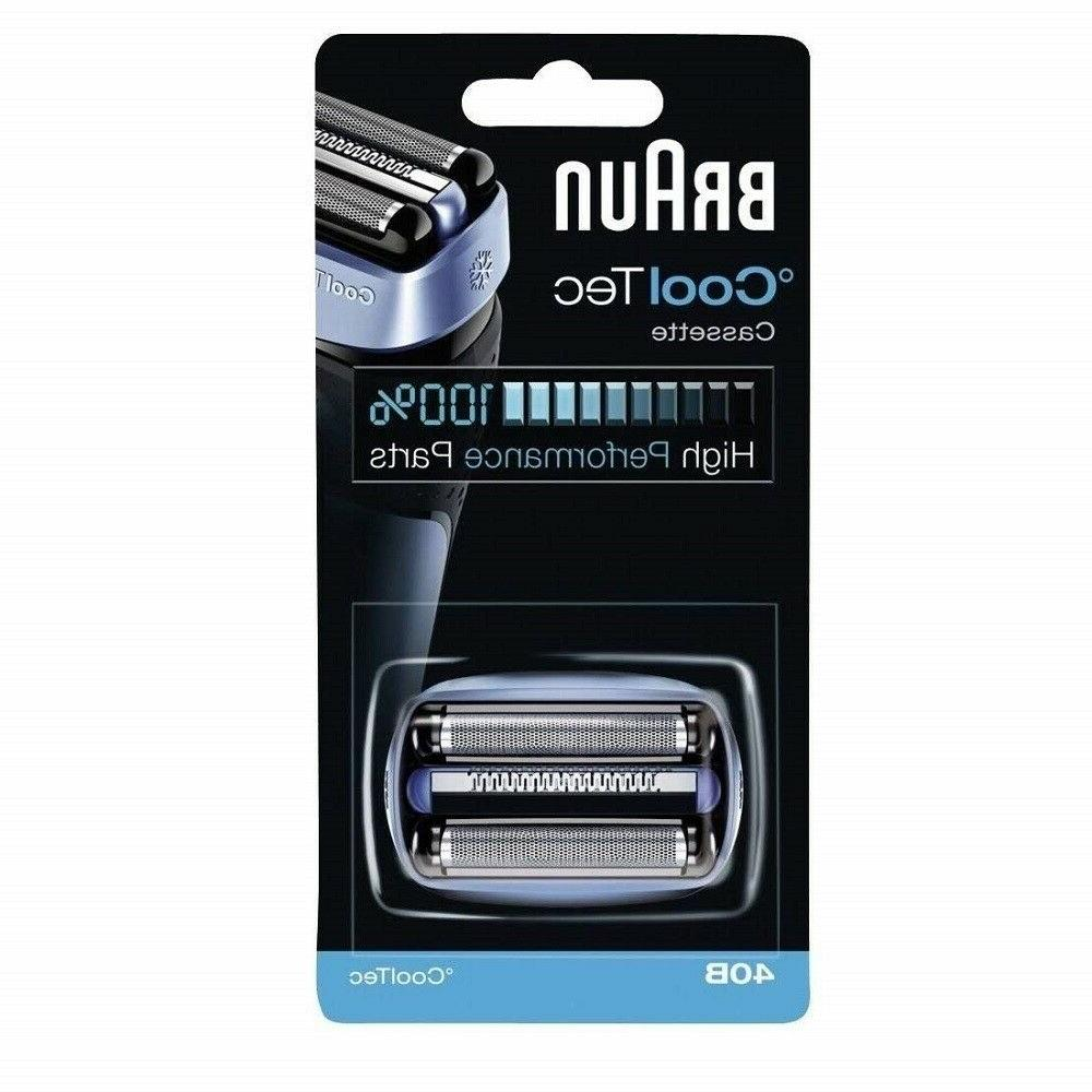 40b cooltec shavers series replacement