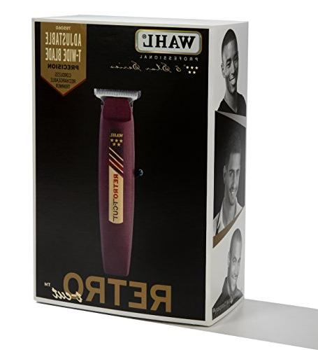 Wahl Cordless Retro #8412 Professional Stylists and Barbers Time