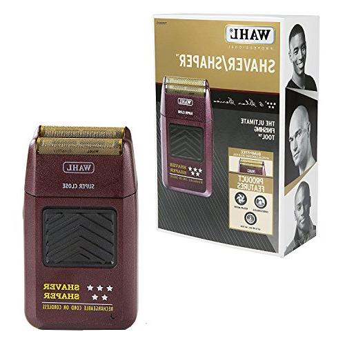 Wahl Professional 5-Star Rechargeable #8061-100 Travel Storage Great Stylists