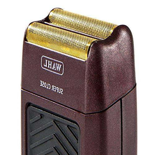 Wahl Rechargeable Shaver/Shaper #8061-100 Stylists