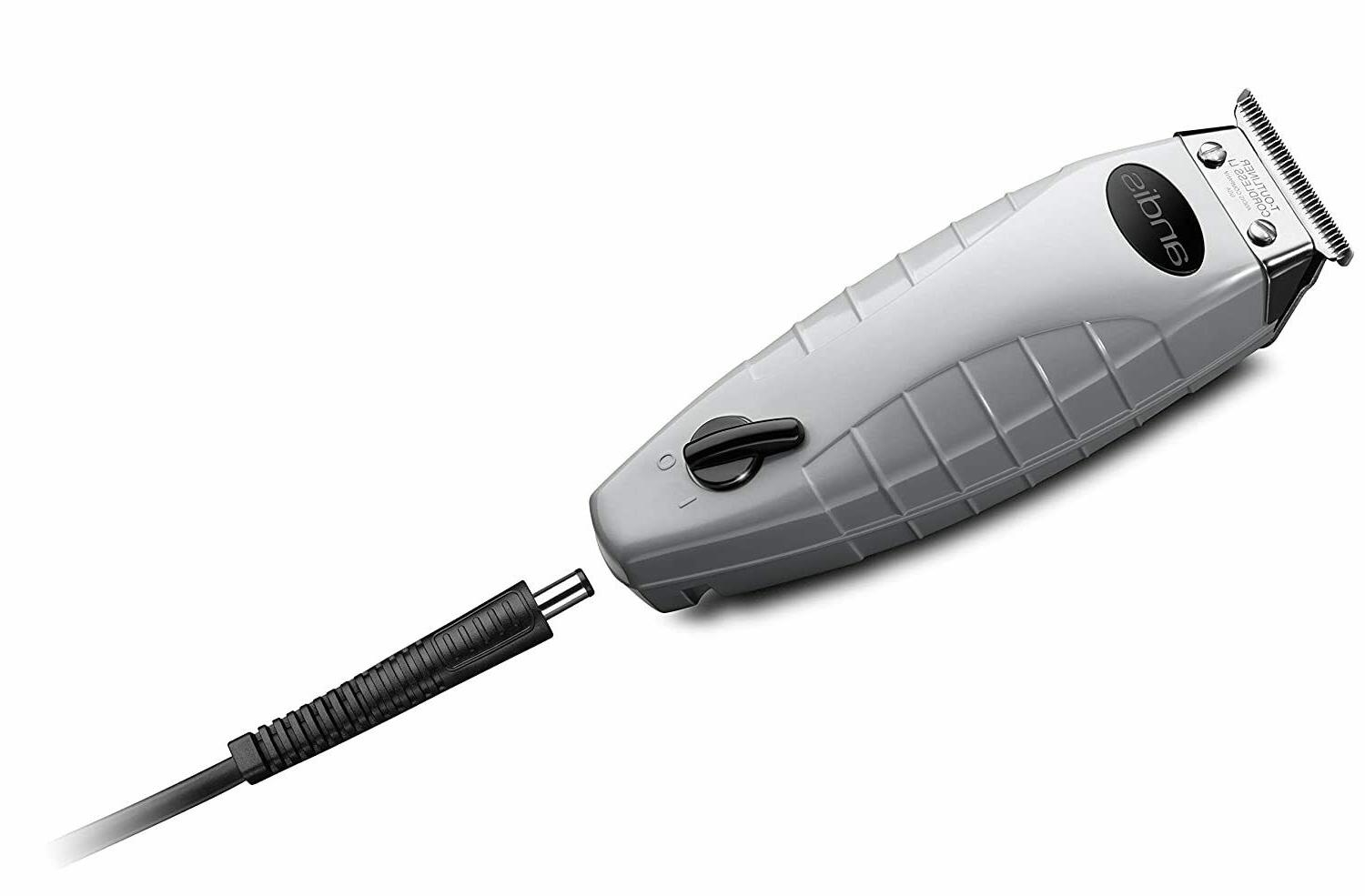 Andis 74000 Professional Cord/Cordless T-Outliner Trimmer 100-240V