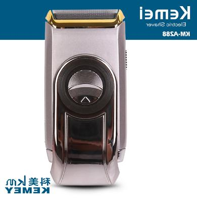 New Pocket Size Shaving Machine Shaver Washable Travel