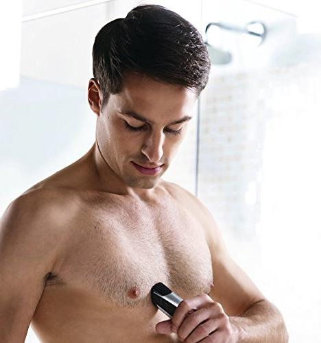 Philips Hair Trimmer cordless rechargable, adjustable length, beard, stubble, body, and groomer