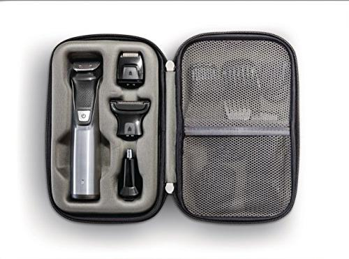 MG7770/49 - piece, beard, nose, and ear shaver, and premium