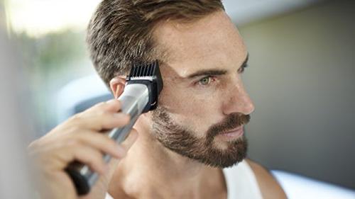 Philips Groomer MG7770/49 - beard, body, shaver, and premium storage
