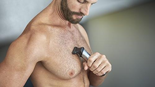 Philips Norelco Multi MG7770/49 beard, body, and shaver, clipper premium