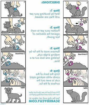 SCAREDY TINY TRIM Pet Kit 8 PIECE COMBO