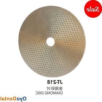 Abrasive Diamond Disc 10 inch for Dental Lab Wet Model Grind