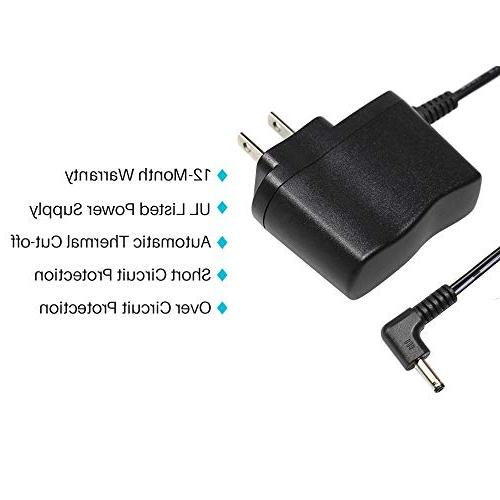 AC Power Adapter Charger for 9854l 9864 Groomer S004mu0400090 97581-405 Trimmer Power by