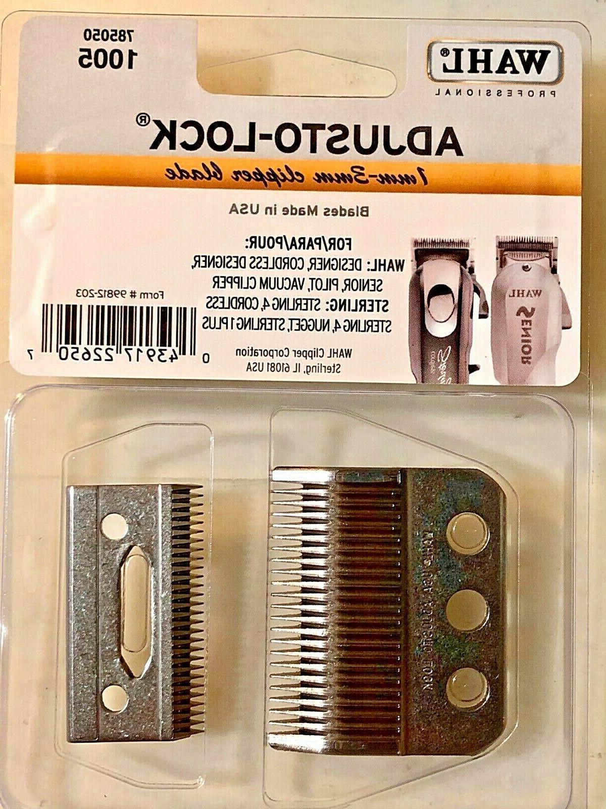 adjusto lock clipper blade