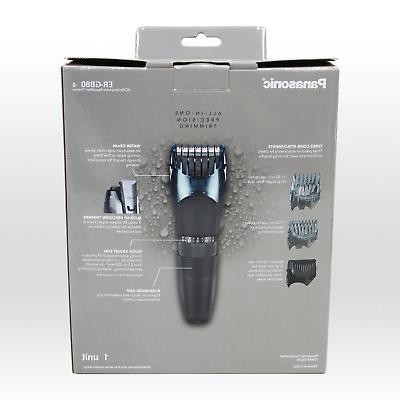 Panasonic Body Beard Trimmer Hair Clipper   ER-GB80-S  
