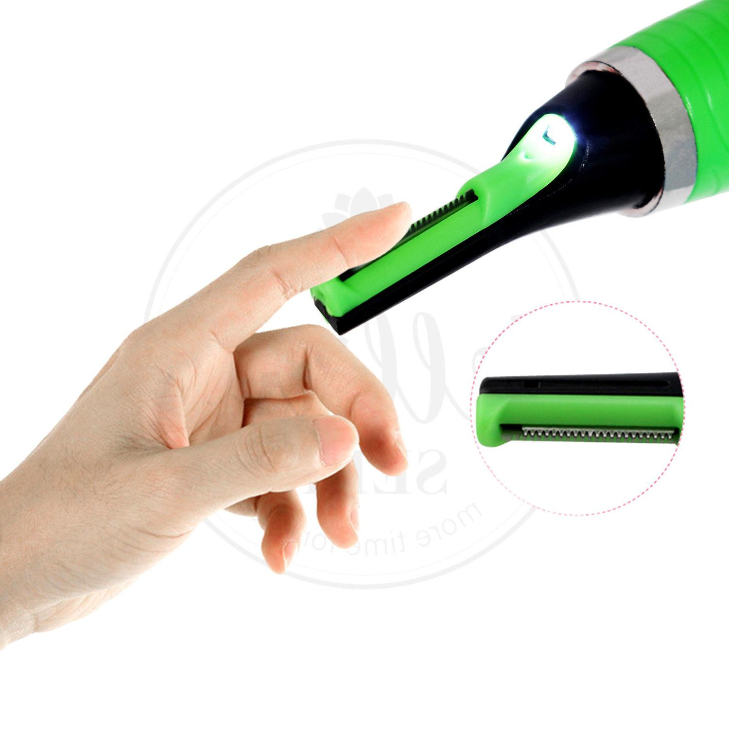 All-In-One Nose Neck Groomer Remover New