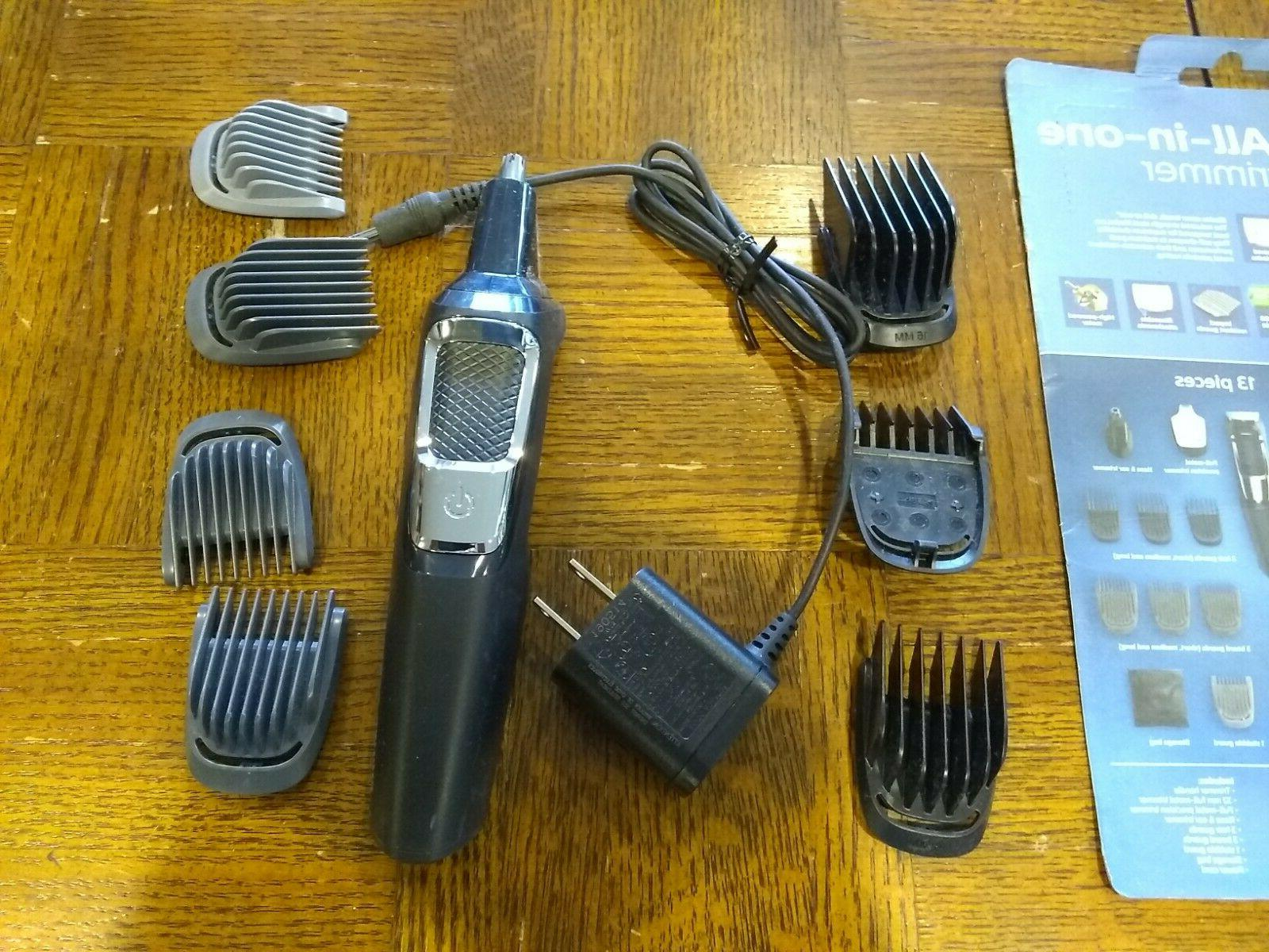 PHILIPS NORELCO ONE TRIMMER only unused 9 total