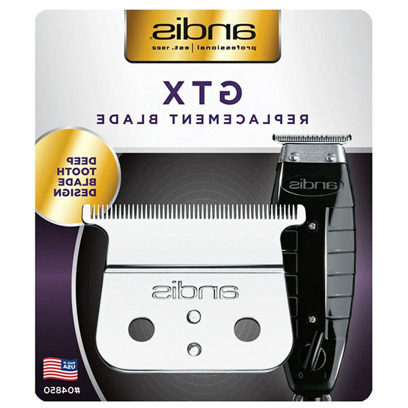 andis gtx hair trimmer t outliner deep