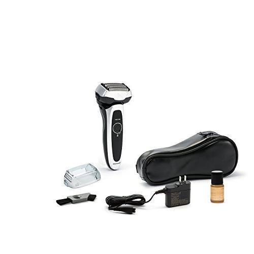 Panasonic Arc5 Electric Men's 5-Blade Shave Technology Wet/Dry