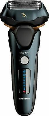 Panasonic - Arc5 Wet/Dry Electric Shaver - Matte Black