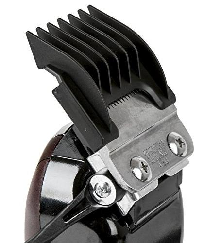 Wahl Detachable Clipper Cutting Guide Chromstyle Pro Sterling Big and Sterling Li+Pro Set of 6
