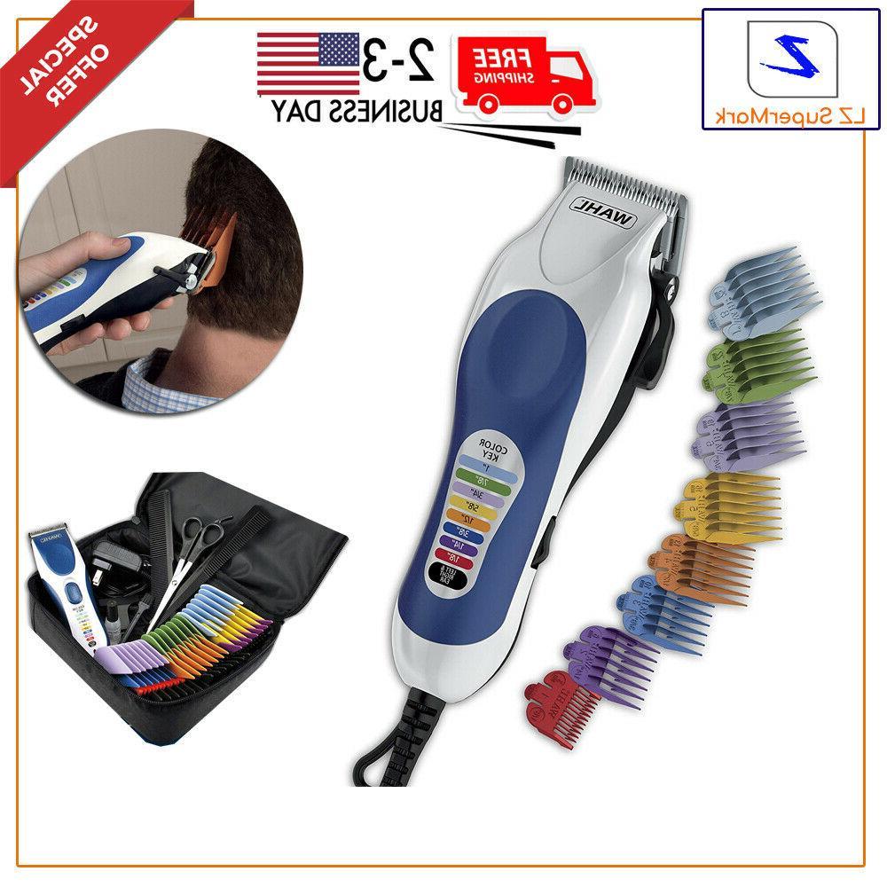 barber haircut color trimmer pro clipper men