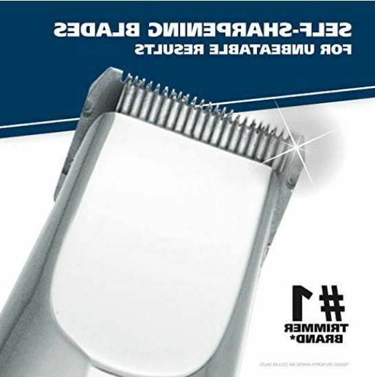 BEARD AND MUSTACHE TRIMMER HAIR BODY CLIPPERS FACIAL