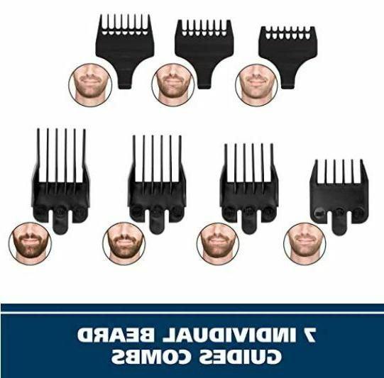 BEARD AND HAIR CLIPPERS