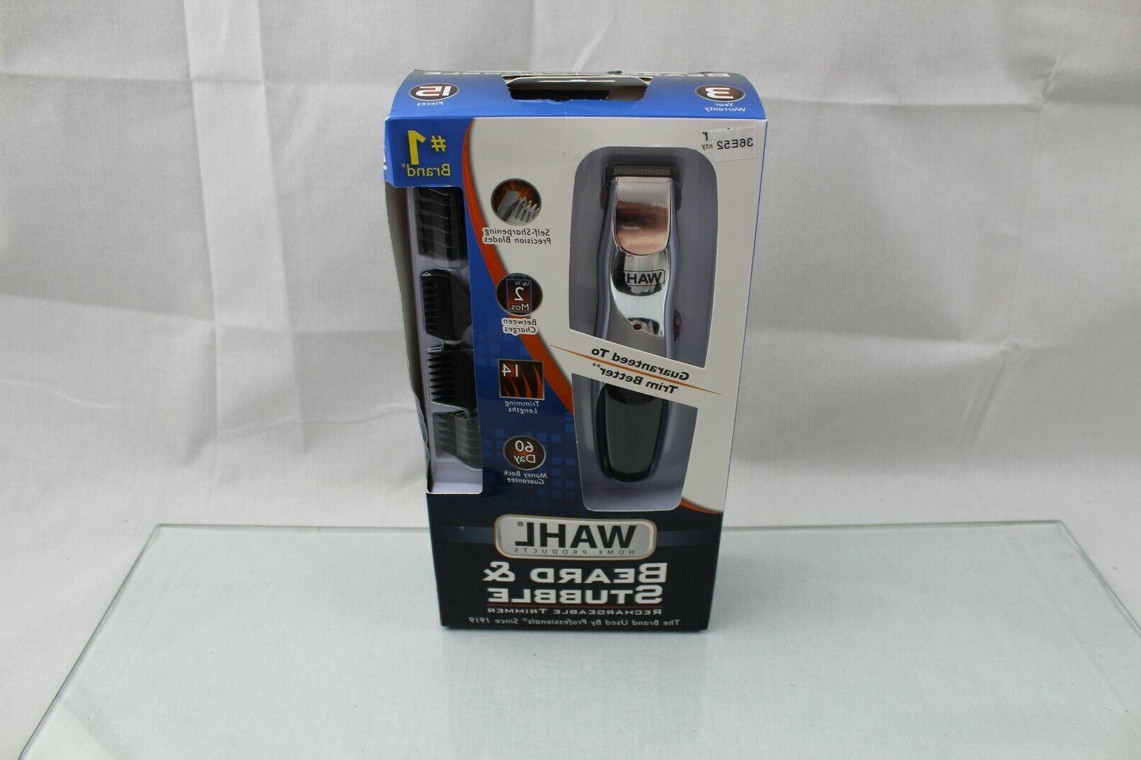 beard mustache trimmer 9916 4301 mens rechargeable