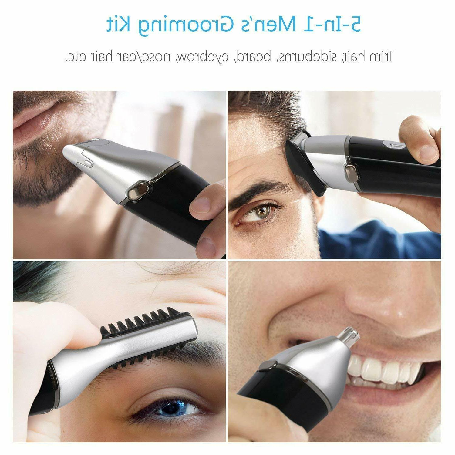SUPRENT Beard Trimmer Cordless Charge NEW