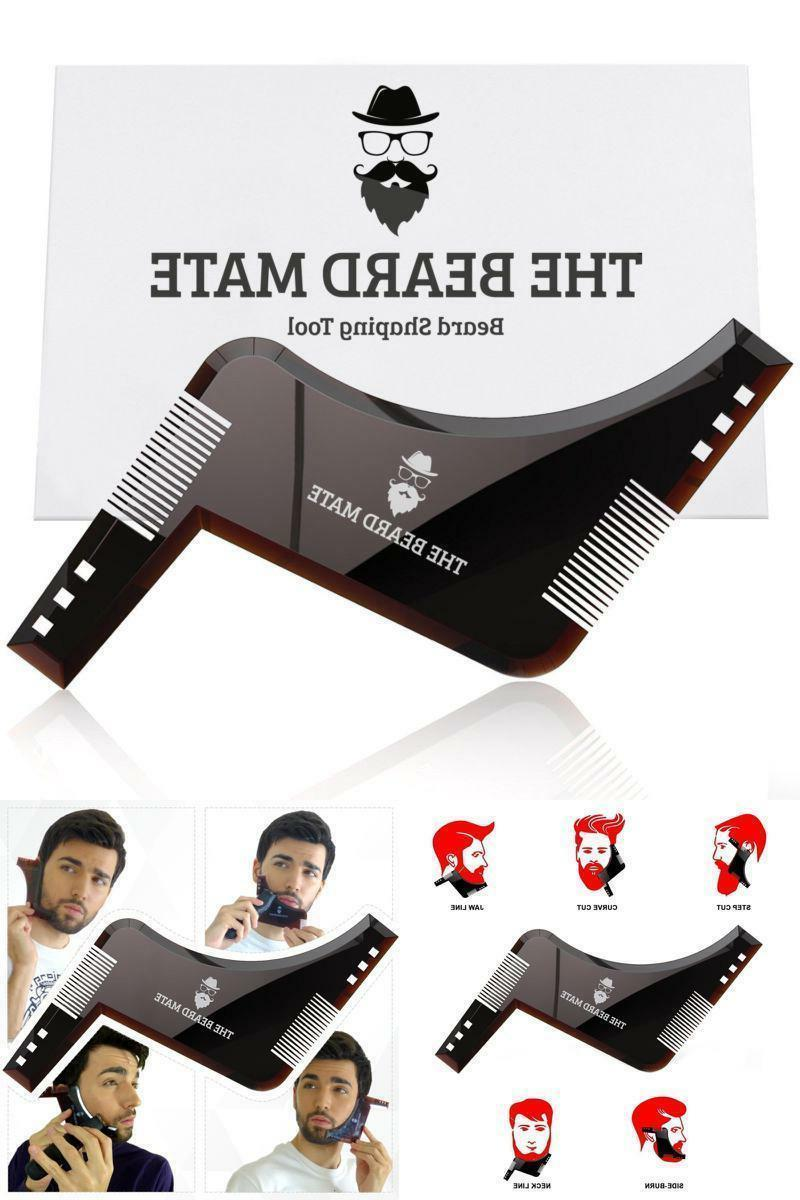 beard trimmer hairline cutting guide hair liners