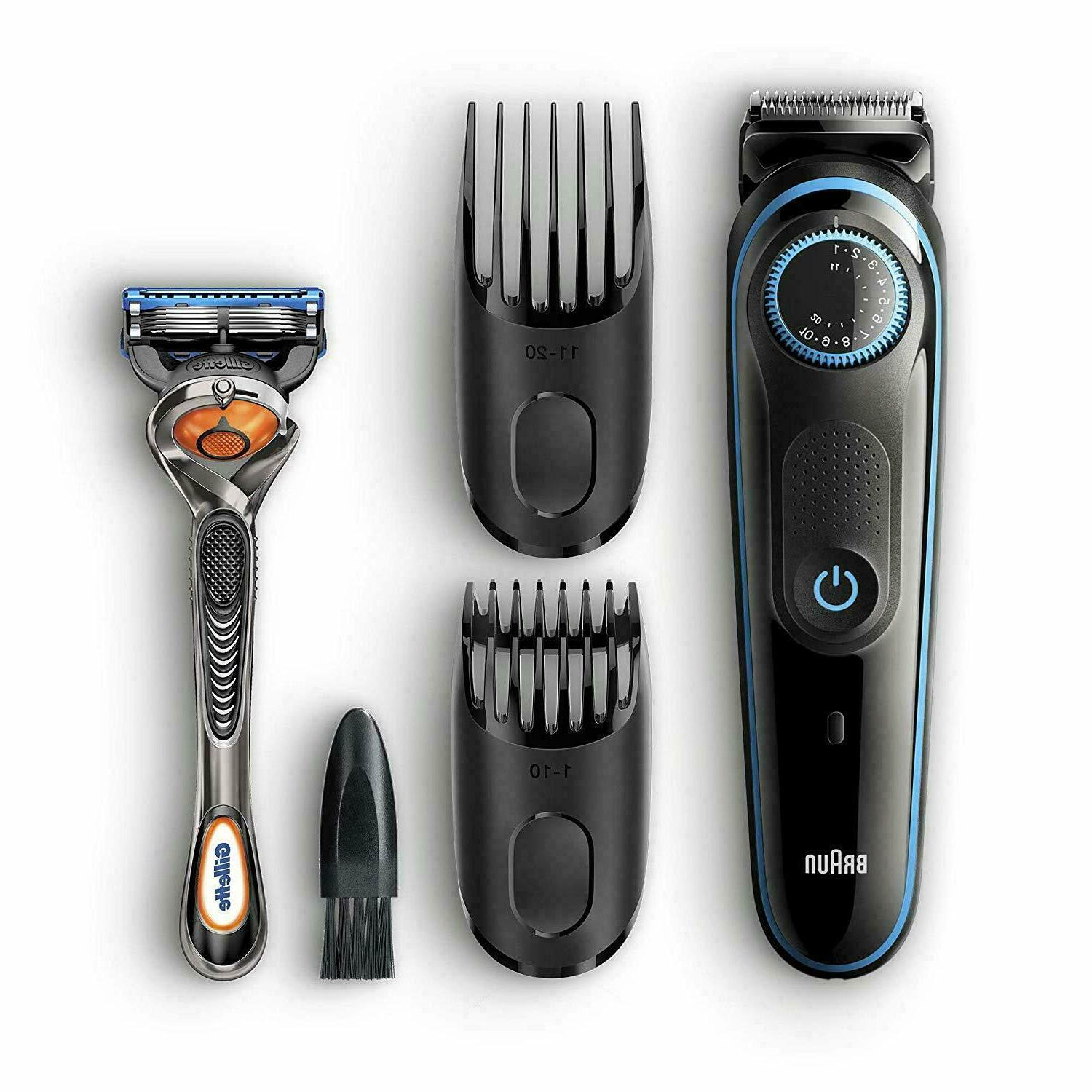 Braun Electric Razor w/ Manual Razor Model