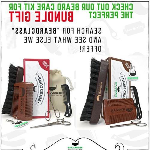 BEARDCLASS - Comb Multi-liner Beard Shaper Template Comb - Beard Trimmers or Clippers