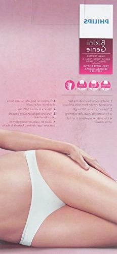 Philips BikiniGenie Trimmer wet &