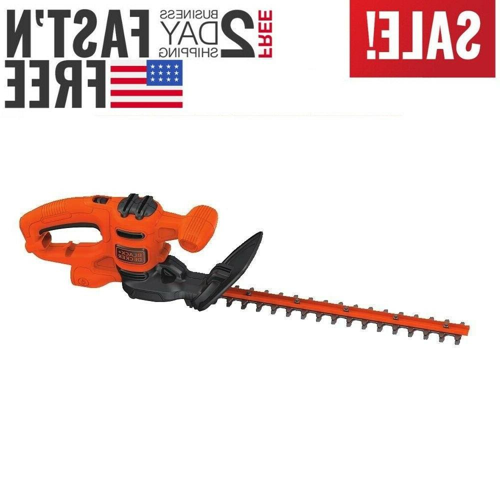 black decker beht100 hedge trimmer electric hedge